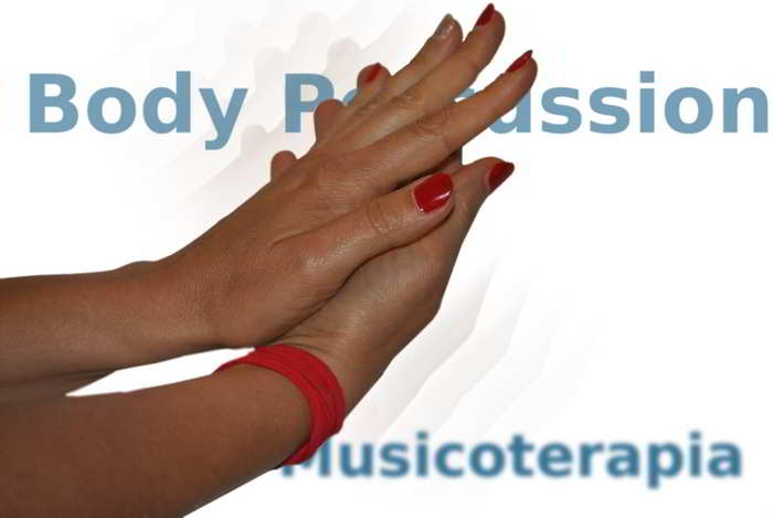 Mani e ritmo: body percussion a Novi Ligure